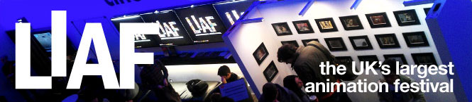 London International Animation Festival, LIAF, Film & Video Workshop, filmworkshop